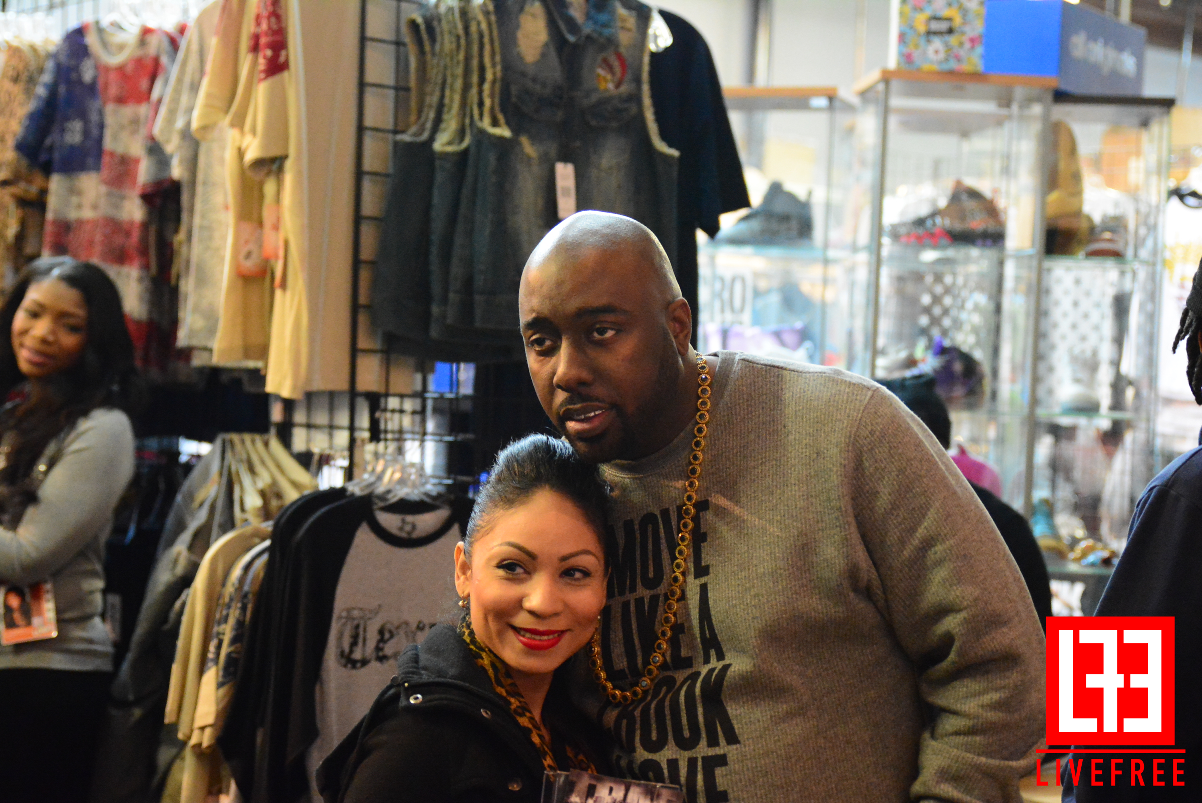 Trae Tha Truth Meet And Greet Lfe Livefree Apparel