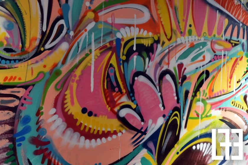 El Nacho Art Graffiti 1