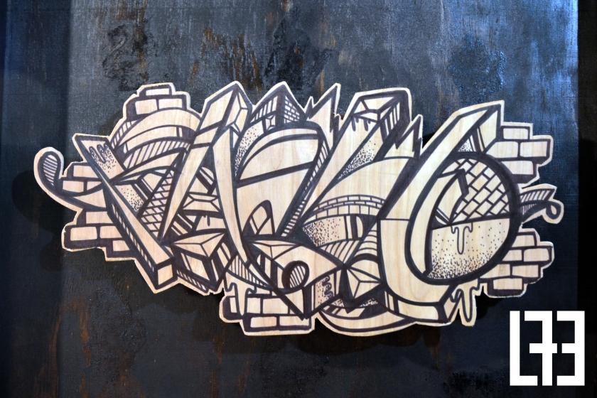El Nacho Art Graffiti 3