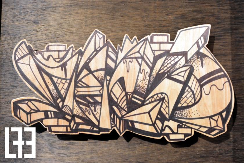 El Nacho Art Graffiti 4
